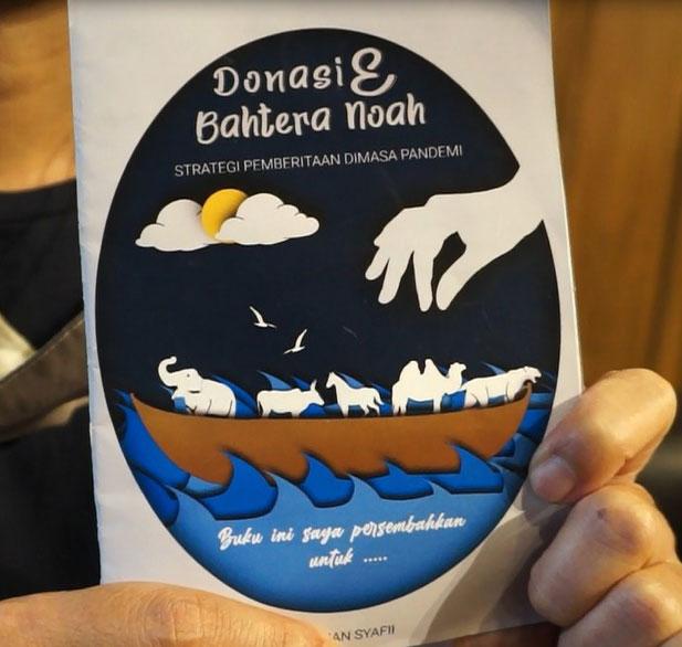 Buku Donasi & Bahtera Noah